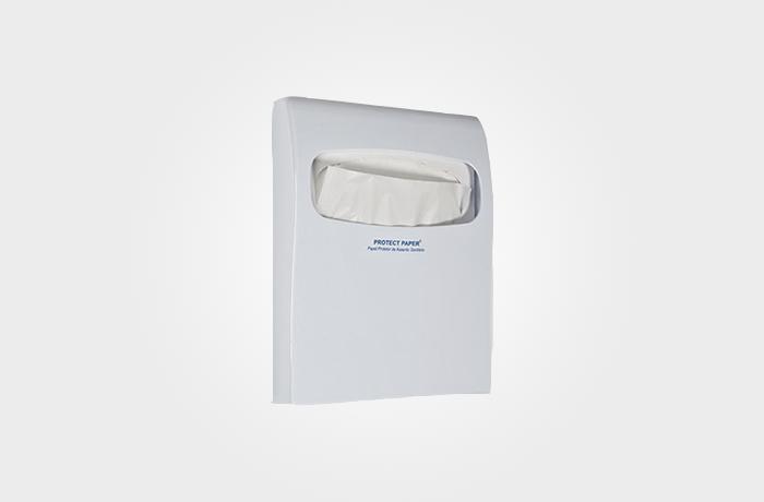 Protetor de assento sanitário descartável