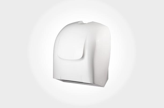 Dispenser de Papel Toalha Interfolhada