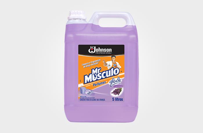 Mr Músculo Limpador Perfumado 5L