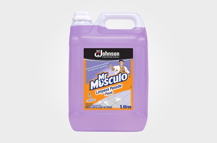 Mr Músculo Limpeza Pesada Pisos 5L