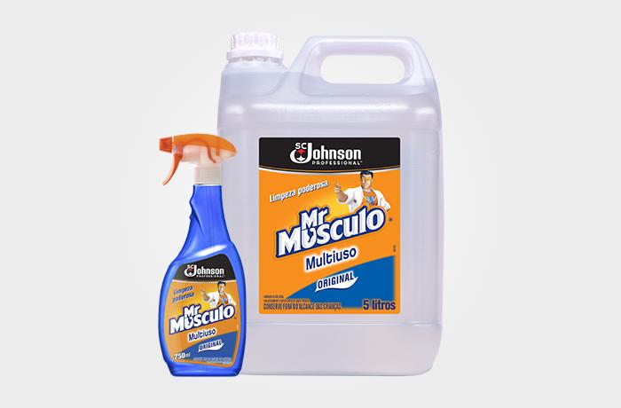 Mr Músculo Multiuso